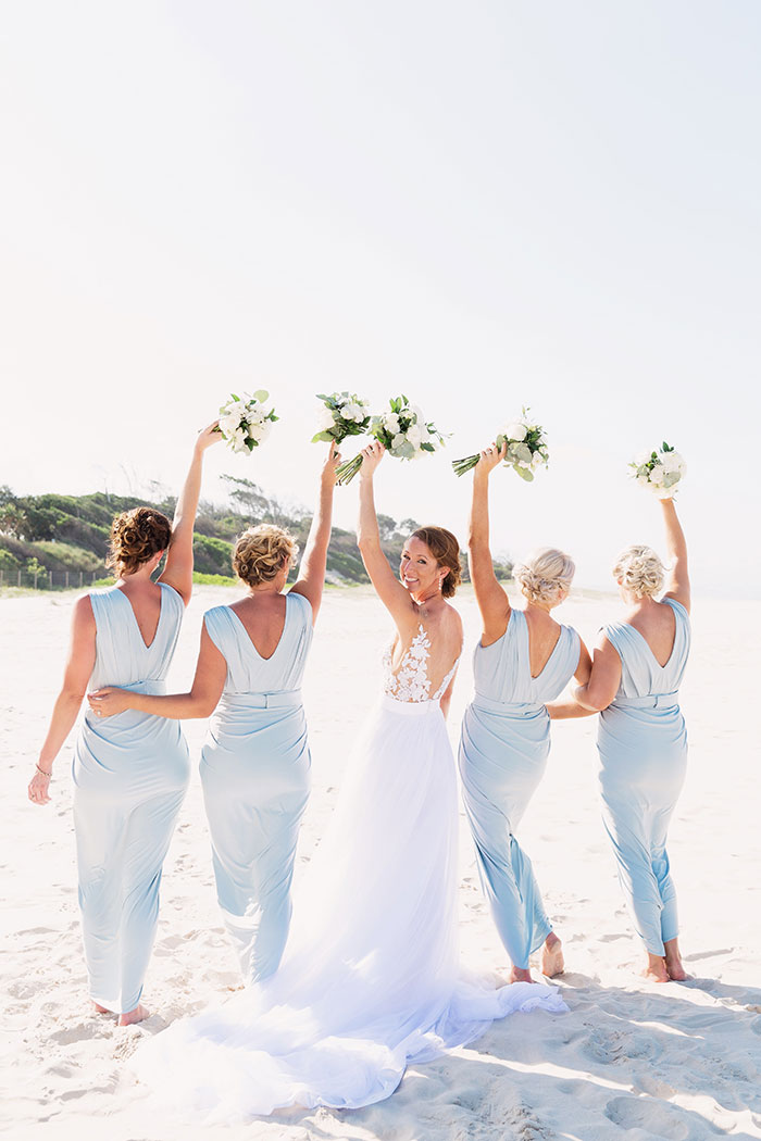 Wedding Photography: Elements Of Byron Bay Resort: