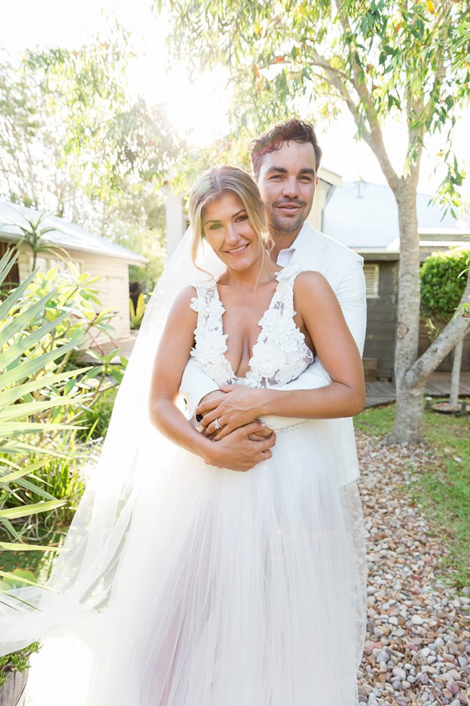 Secret Garden Byron Bay: Belinda & Aidan - Milenko Weddings